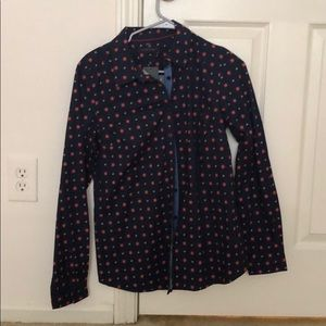 Tommy Hilfiger Patterned Shirt